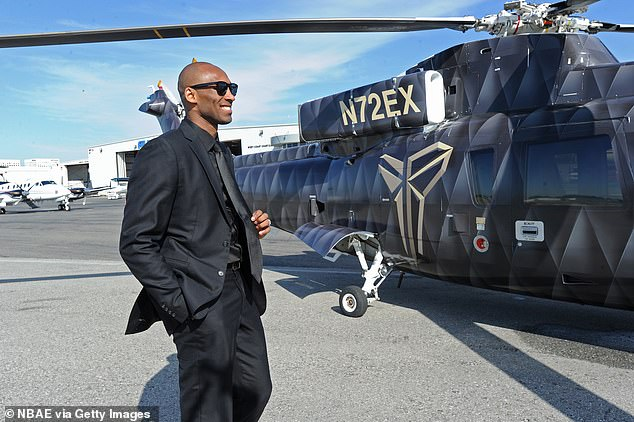 Kobe Bryant Reportedly Dead with four others in Calabasas helicopter crash